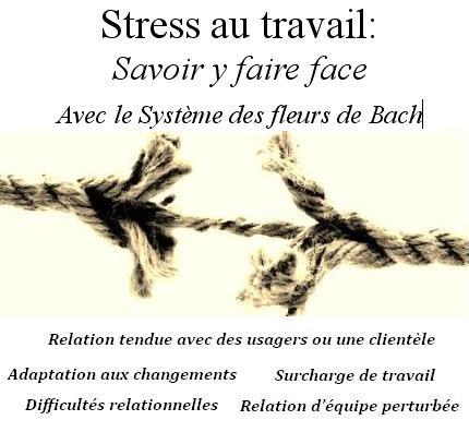 Action stress au travail pro